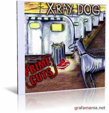 X-Ray Dog - Prime cuts (XRCD003)