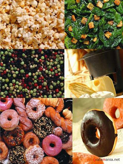 Food Mix - Stock Photos
