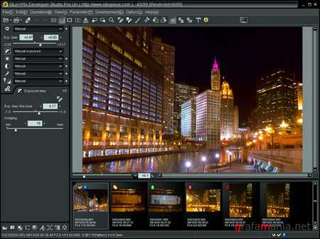 SILKYPIX Developer Studio Pro 4.1.42.1 Portable (RUS/2010)