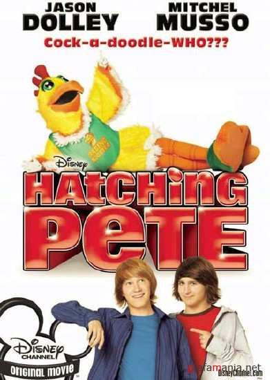 Пит в перьях / Hatching Pete (2009/DVDRip)