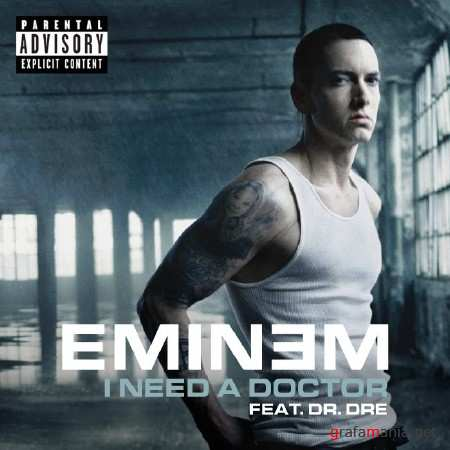 Eminem - I Need A Doctor (Ft. Dr. Dre & Liz Rodrigues)  (2010)