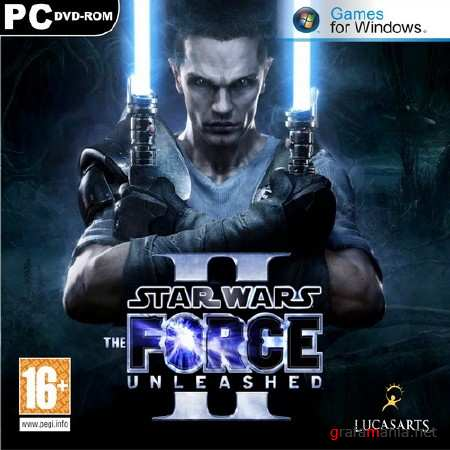 Star Wars: The Force Unleashed 2 (2010/RUS/ENG/RePack by MOP030B)