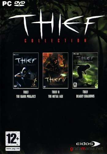 Thief : Трилогия (1999-2004/Rus/PC) RePack by adepT