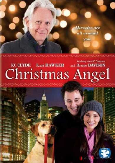 Ангел Рождества / Christmas Angel (2009/DVDRip)