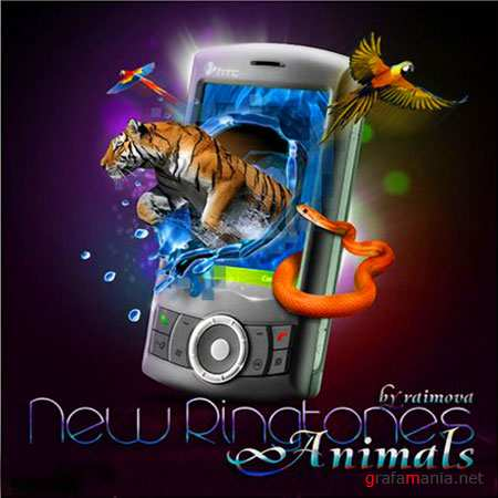 New Ringtones Animals (2010)
