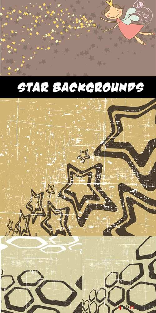 Star backgrounds