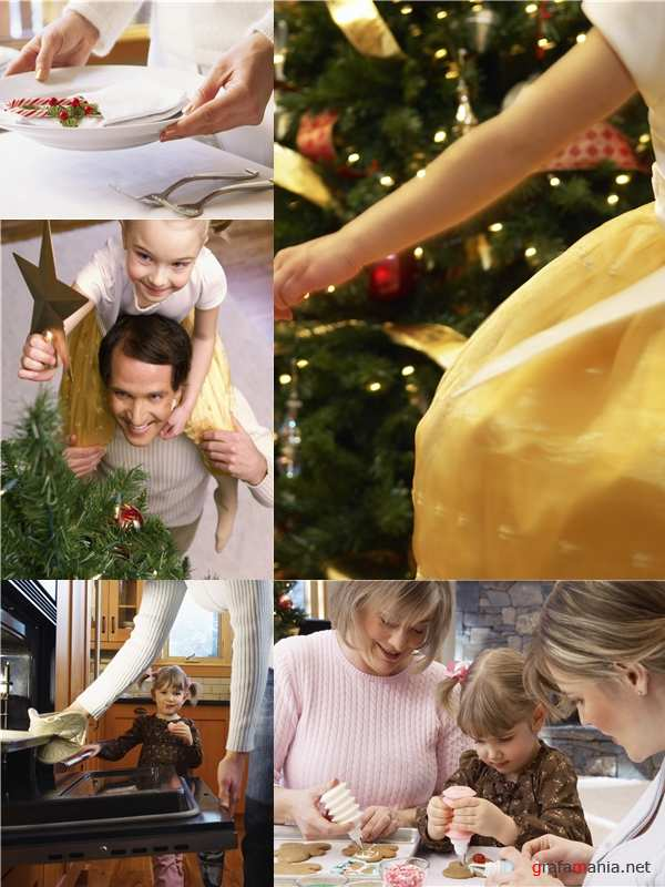 Stock Photo - New Year's  cooking �2