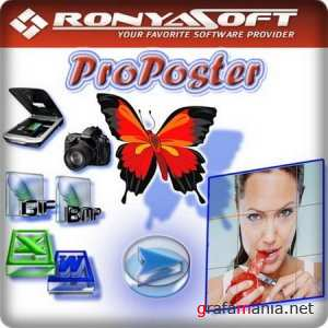 Poster Printer (ProPoster) v 3.01.12 RePack by A-oS