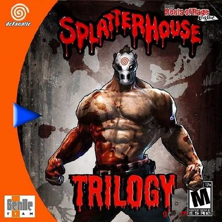 Splatterhouse Trilogy (2008/ENG)