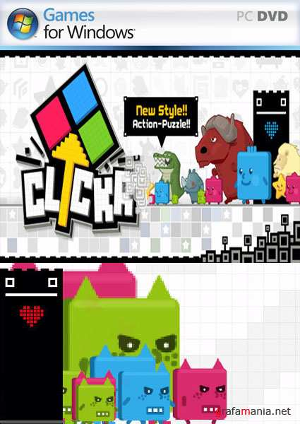 Clickr (2010/ENG)
