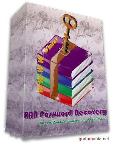 RAR Password Recovery Magic 6.1.1.390 Portable