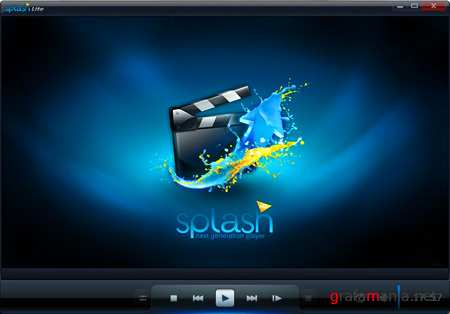 Splash PRO HD Player ver.1.4.0 RePack by Boomer UnaTTended (RUS/2010)