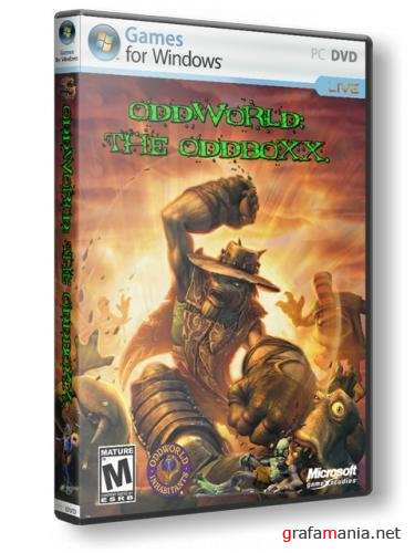 Oddworld: The Oddboxx (2010/ENG/RePack by R.G.ReCoding)