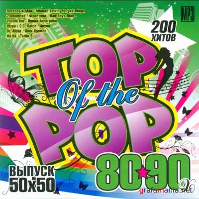 Top Of The Pop 80-90x (2010)