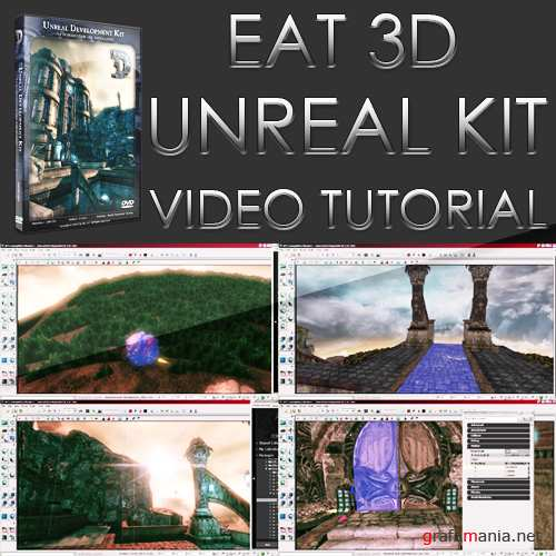 Eat3D - Unreal Development Kit - An Introduction and Application