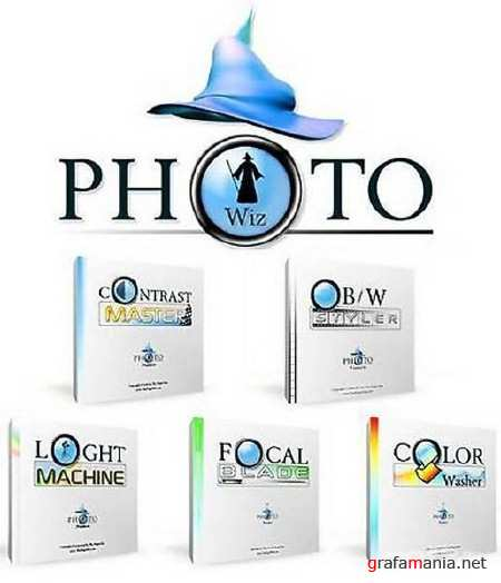 PhotoWiz Bundle 2011 for Adobe Photoshop (Русская версия)