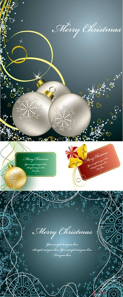 Christmas gold backgrounds