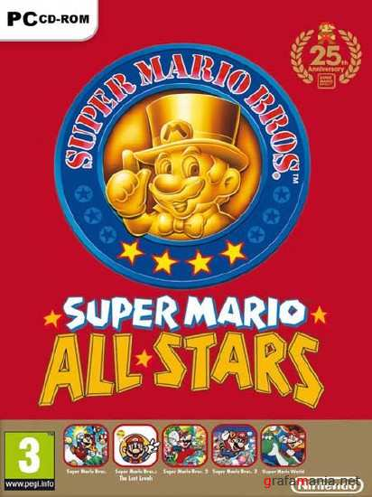 Super Mario All-Stars - 25th Anniversary Edition (2010/ENG)