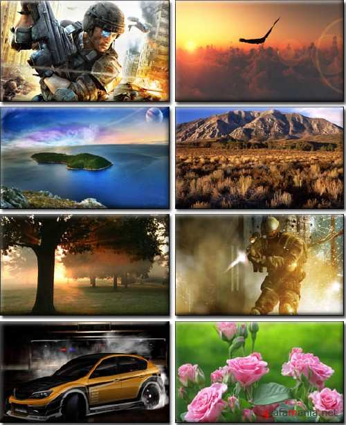 Full HD Wallpapers Pack (52)