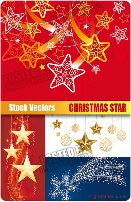 Stock Vectors - Christmas Star