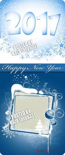 2011 New Year vector 2