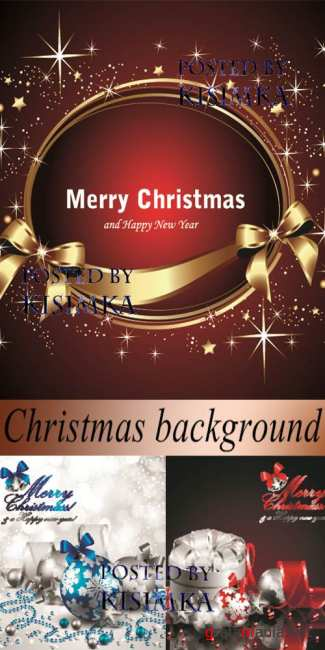 Stock: Christmas background 31