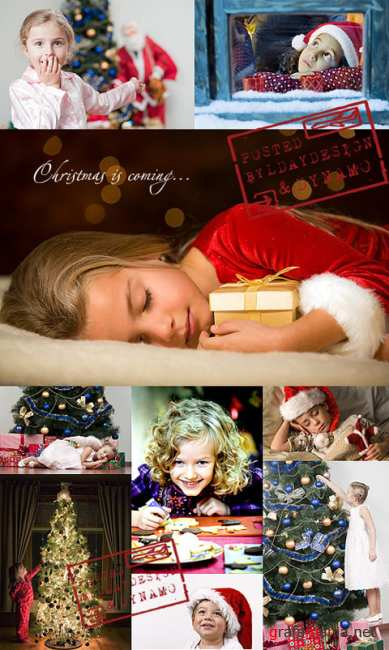 Stock Photo - �hristmas is coming...