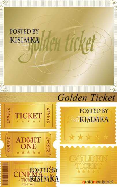 Stock: Golden Ticket