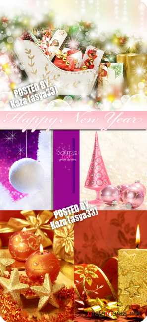 New Year decorations 6