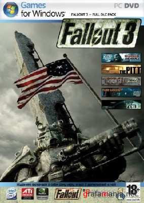 Fallout 3 - ������ ������� (2010/RUSSOUND/Repack by cdman) PC