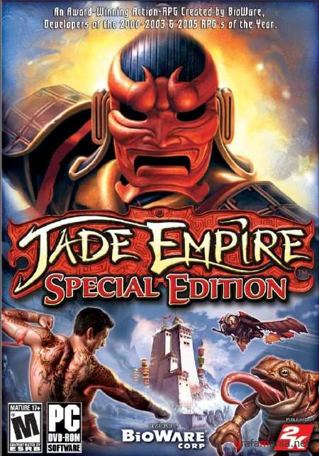 Jade Empire: Special Edition (2007/ENG/RIP by dopeman)
