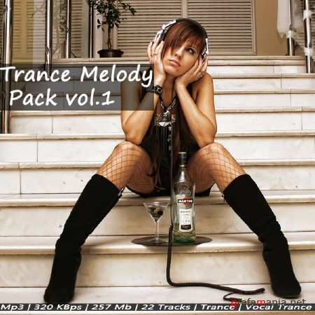 Trance melody pack vol. 1 (2011)