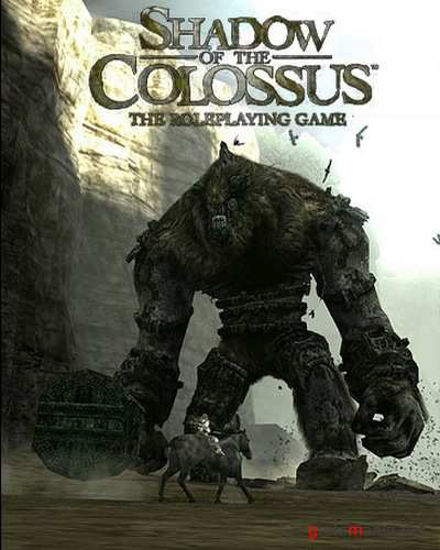 Shadow Of The Colossus (2011/RUS/ENG/Repack by Gho$t)