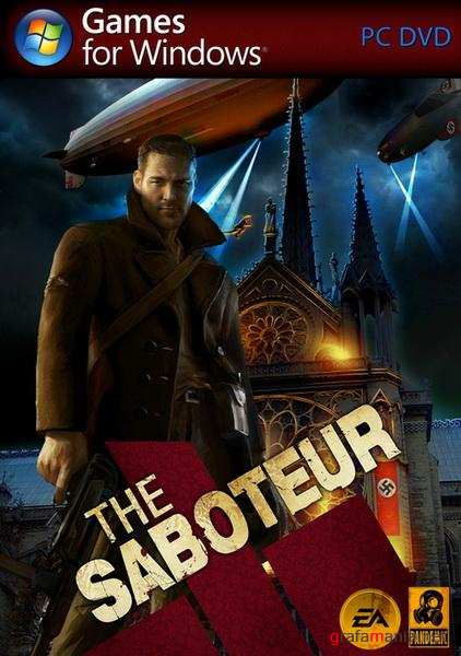 The Saboteur v1.3 (2009/RUS/RePack by R.G. Catalyst)