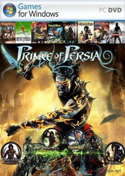 Prince of Persia Full Pack (2010/ENG)