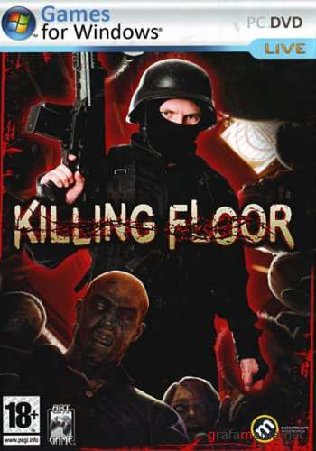 Killing Floor v1.0.1.7 + 40 карт (2010/Rus/PC) RePack by R.G. ReCoding