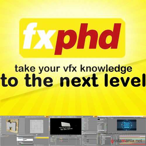 fxphd.com -  Introduction to Cinema 4D II (2010, ENG)