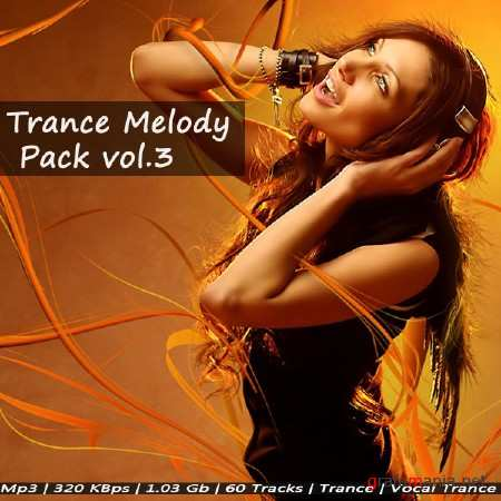 Trance Melody Pack vol. 3 (2011)