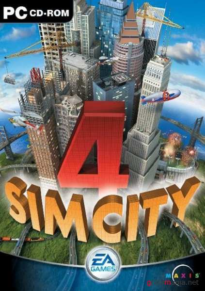SimCity 4: Deluxe Edition (2004/RUS/ENG/Repack by R.G. Catalyst)