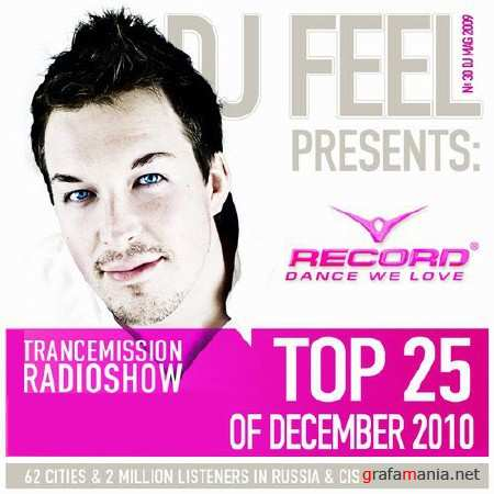 DJ Feel -TranceMission Best of December 2010 (06-01-2011)