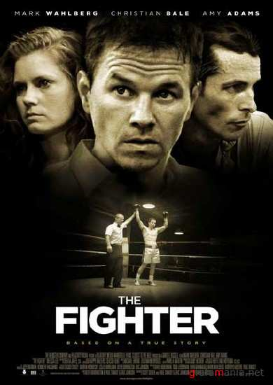 Боец / The Fighter (2010/DVDScr)