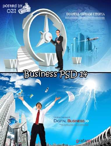 Business PSD 14
