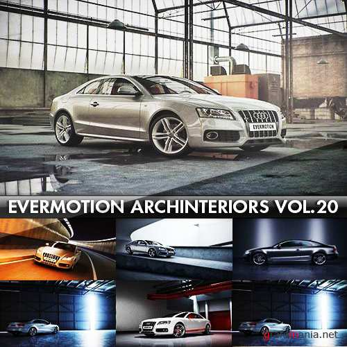 Evermotion Archinteriors Vol.20