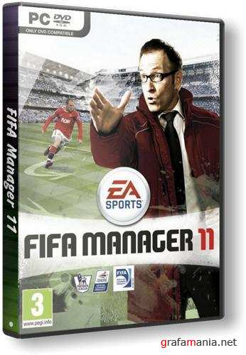 FIFA Manager 11 (2010/RUS/ENG/RePack by eviboss)