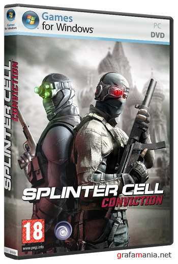Tom Clancy's Splinter Cell: Conviction v 1.04 (2010/RUS/ENG/Lossless RePack by Spieler)