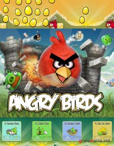 Angry Birds (2011/RePack/RUS)