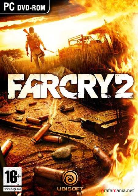 Far Cry 2 v1.03 (2008/RUS/RePack by Zerstoren)