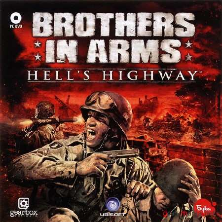 Brothers in Arms: Hell's Highway (2008/RUS/Rip by MOP030B)