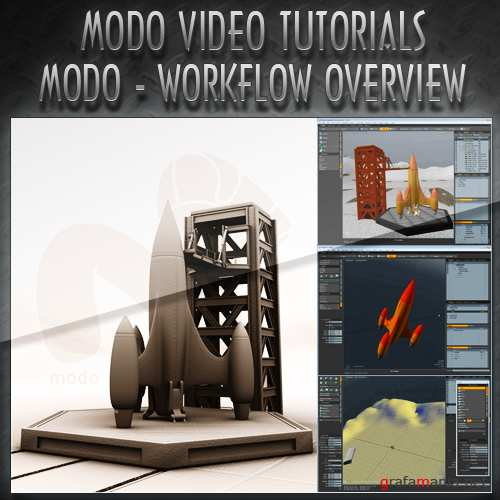 Introduction to modo - Workflow overview