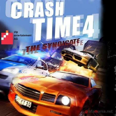 Crash Time 4. The Syndicate (2010/RUS/ENG/RePack by Fenixx)